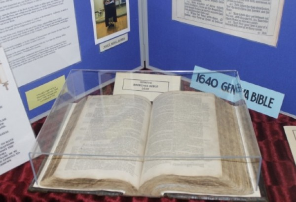 Bible Times Exhibition